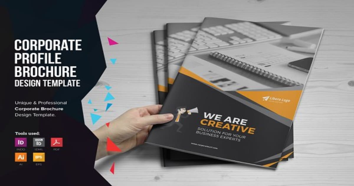 Tips to Design Your Corporate Brochure Creatively