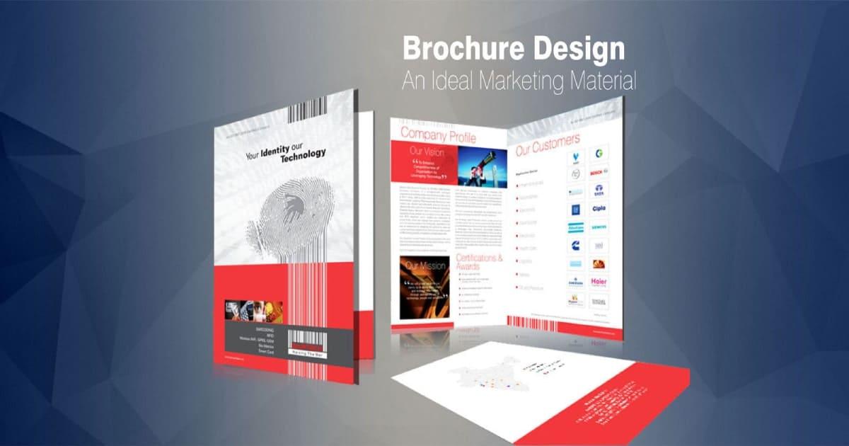 Top Brochure Designing Agency in Delhi