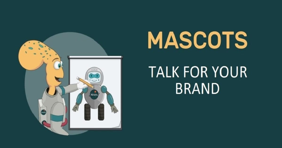 Let the Mascot Talk for Your Brand, Get it Designed