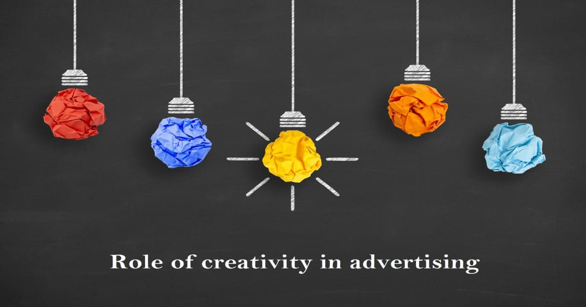 role of creativity in advertising